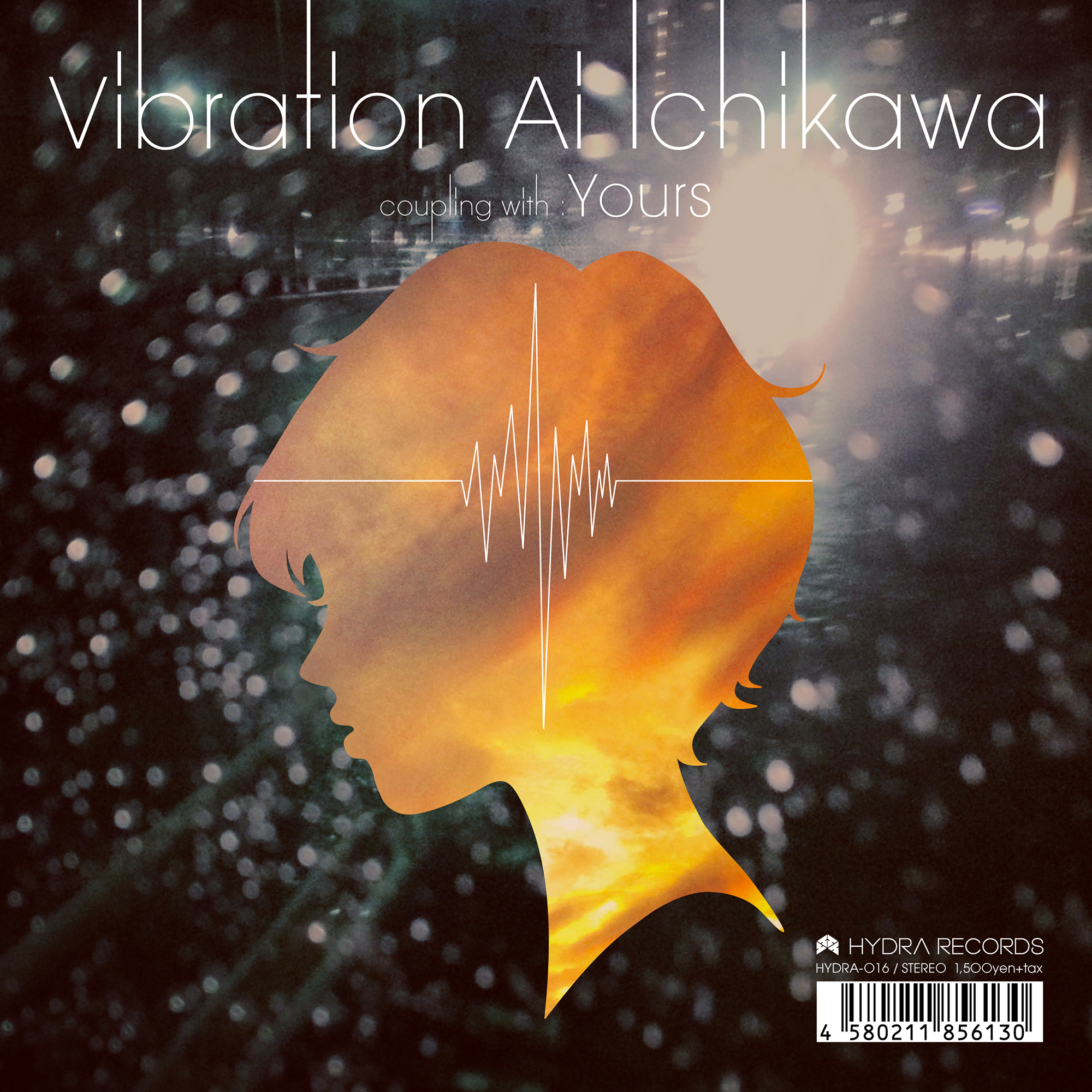 "Ai Ichikawa ""Vibration/Yours (7inch vinyl)"" 2019.10.18 IN STORES!!"